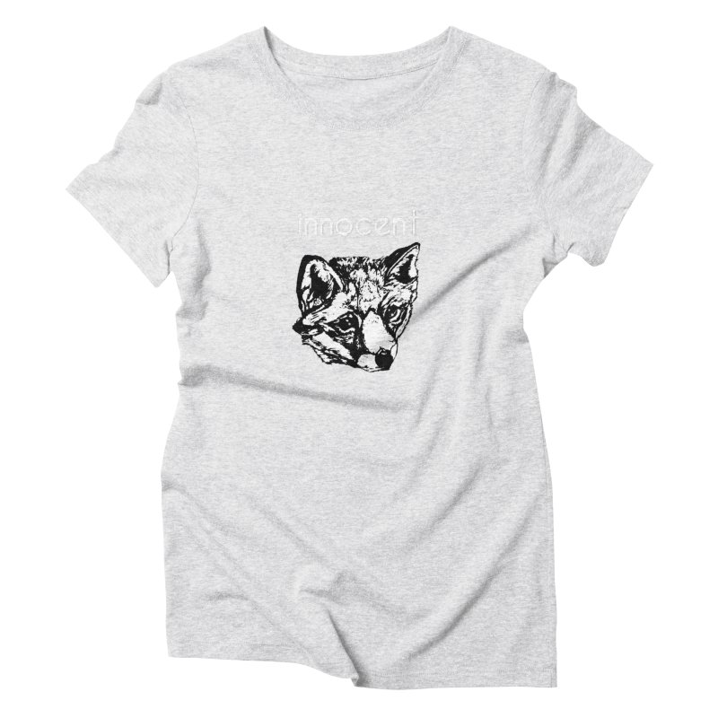 guilty Women's Triblend T-Shirt by joe's shop
