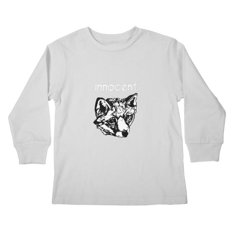 guilty Kids Longsleeve T-Shirt by joe's shop