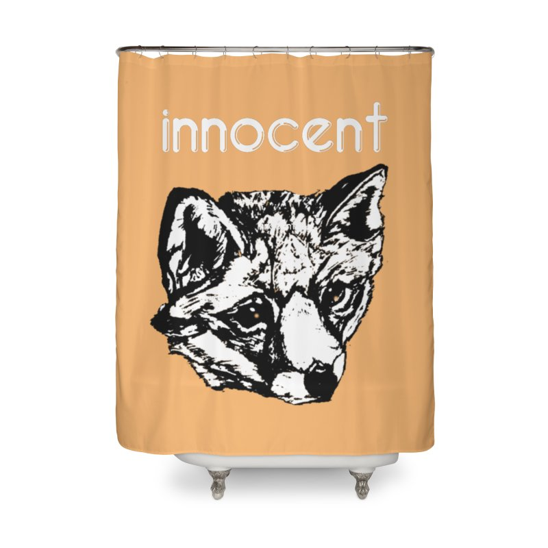 guilty Home Shower Curtain by joe's shop
