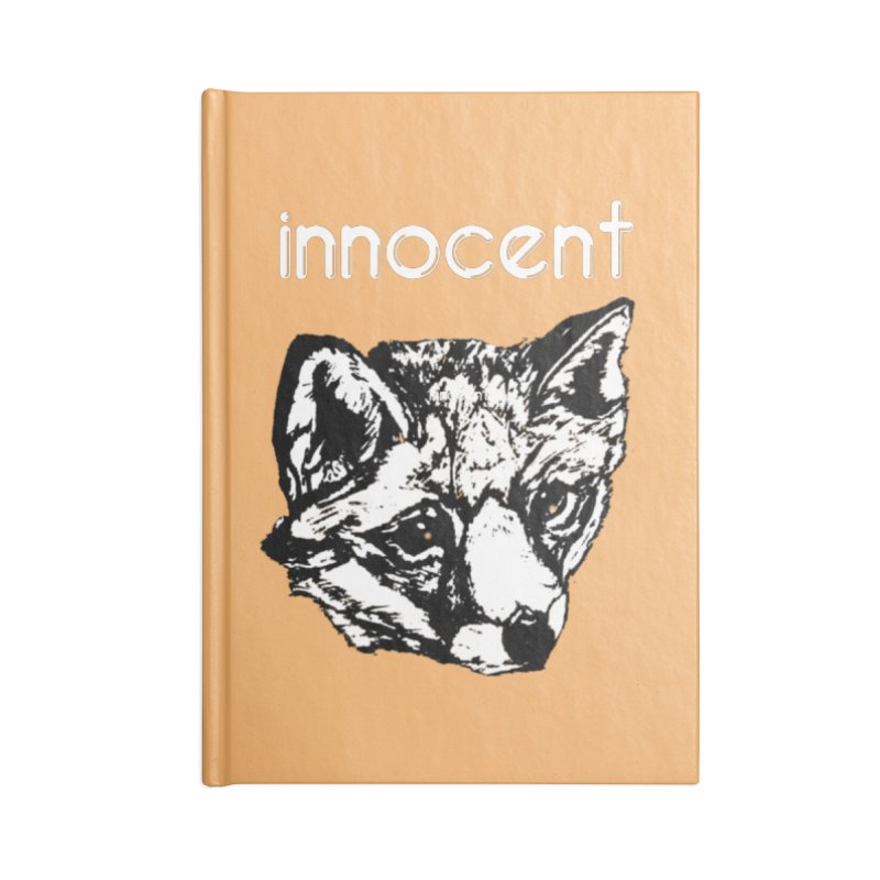 guilty Accessories Blank Journal Notebook by joe's shop