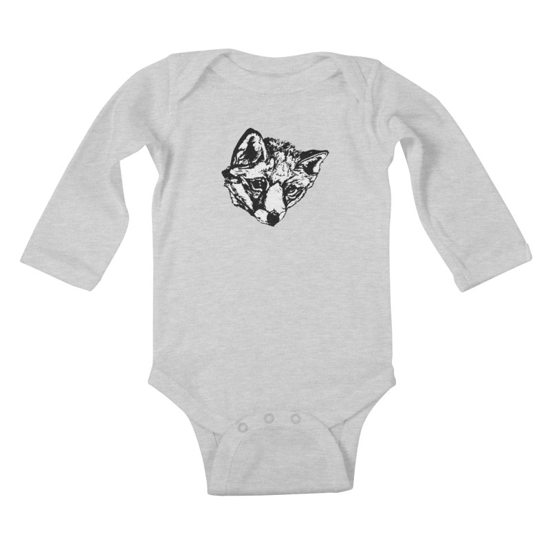 bad day Kids Baby Longsleeve Bodysuit by joe's shop