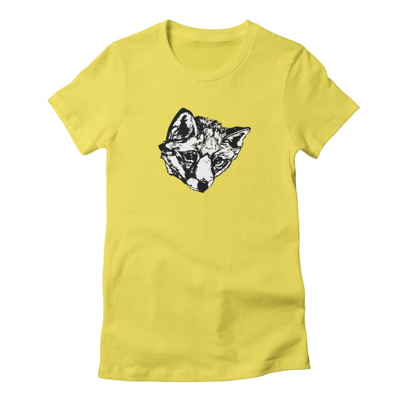 bad day Women's Fitted T-Shirt by joe's shop