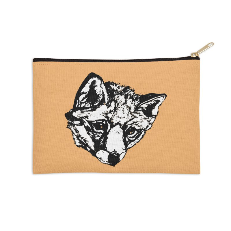 bad day Accessories Zip Pouch by joe's shop