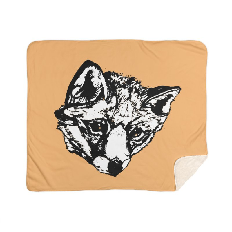 bad day Home Sherpa Blanket Blanket by joe's shop