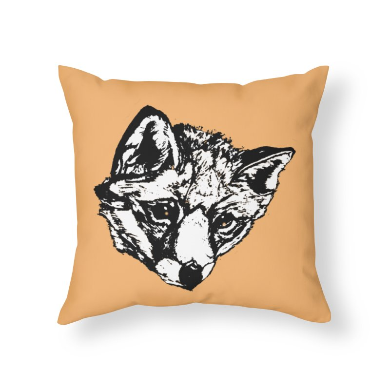 bad day Home Throw Pillow by joe's shop