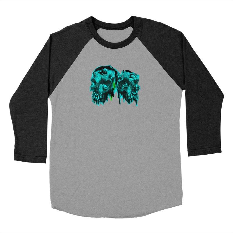 hot summer's day Women's Baseball Triblend Longsleeve T-Shirt by joe's shop