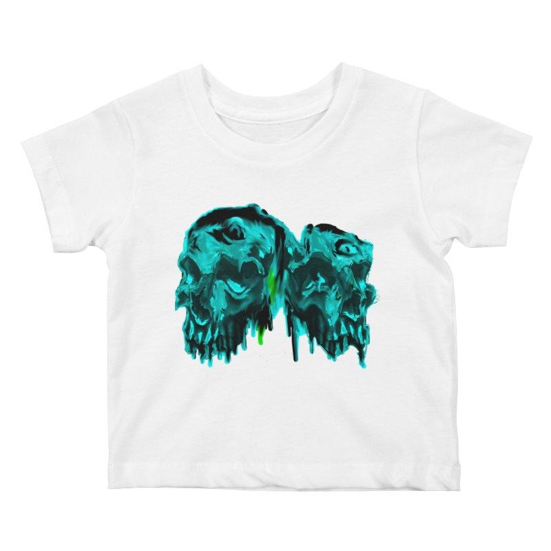 hot summer's day Kids Baby T-Shirt by joe's shop