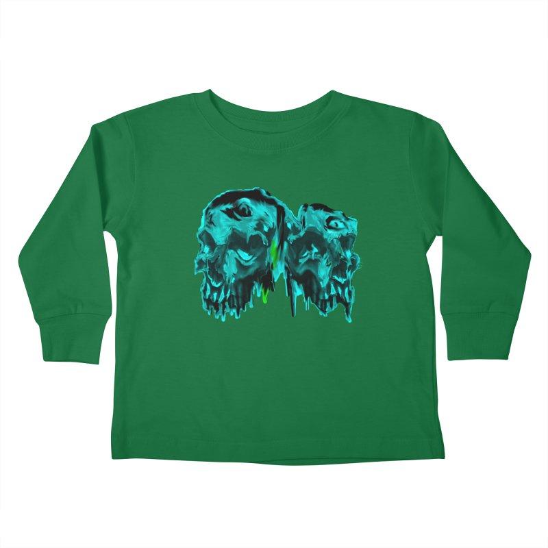 hot summer's day Kids Toddler Longsleeve T-Shirt by joe's shop