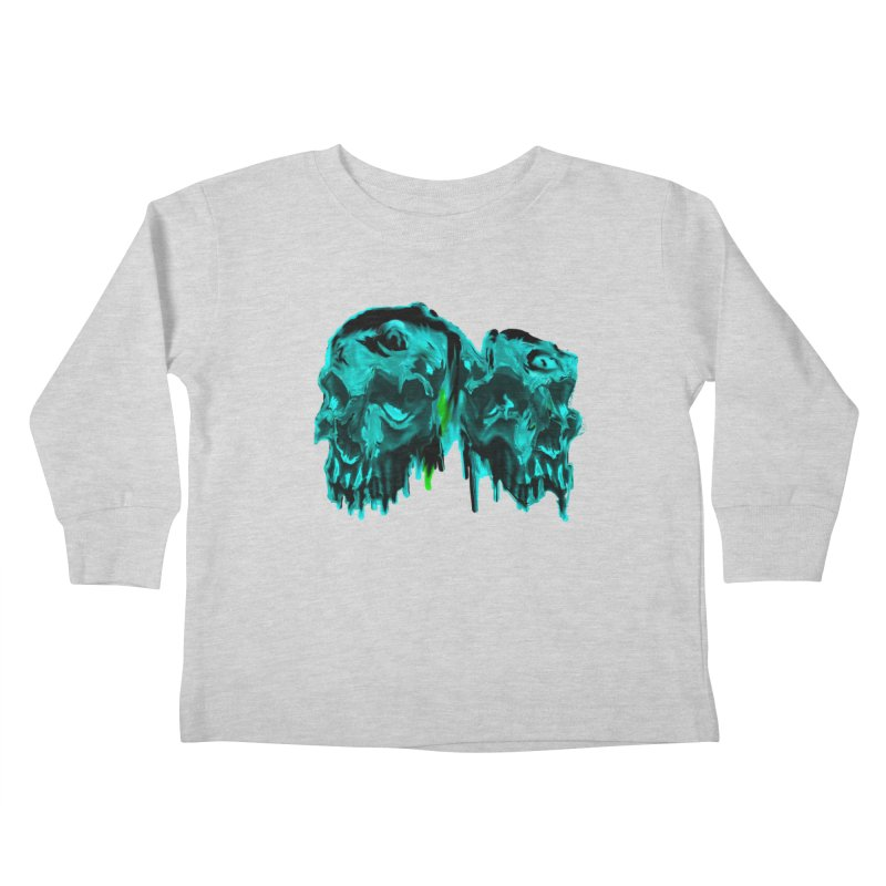 hot summer's day Kids Toddler Longsleeve T-Shirt by joe's shop