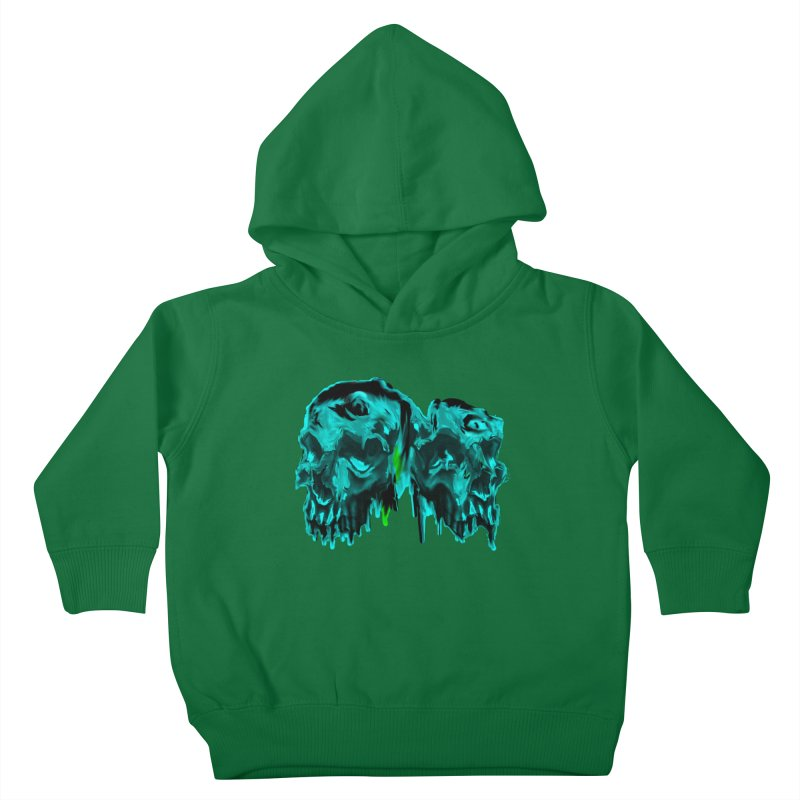 hot summer's day Kids Toddler Pullover Hoody by joe's shop