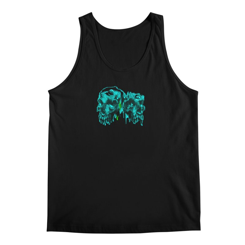 hot summer's day Men's Tank by joe's shop