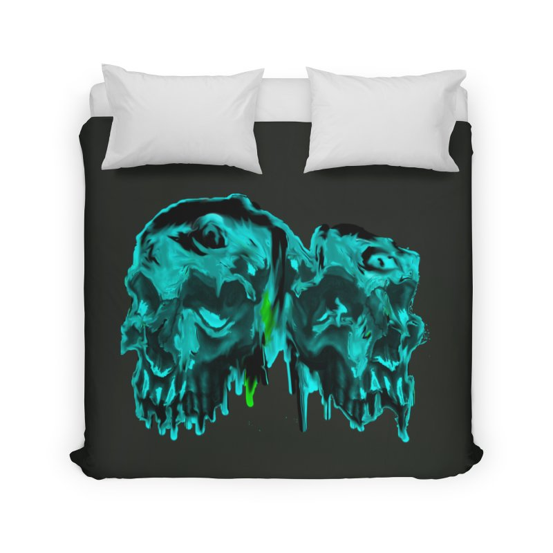 hot summer's day Home Duvet by joe's shop