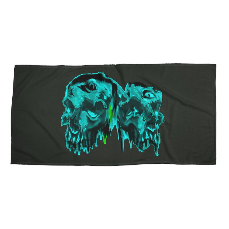 hot summer's day Accessories Beach Towel by joe's shop