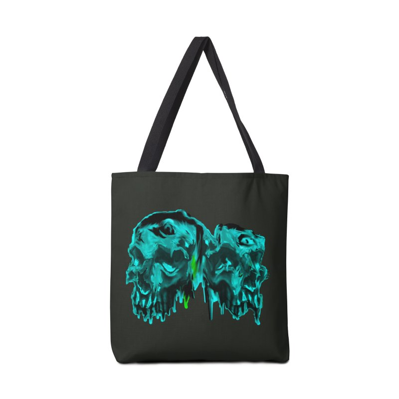hot summer's day Accessories Bag by joe's shop