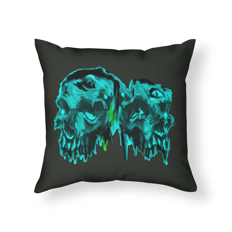 hot summer's day Home Throw Pillow by joe's shop