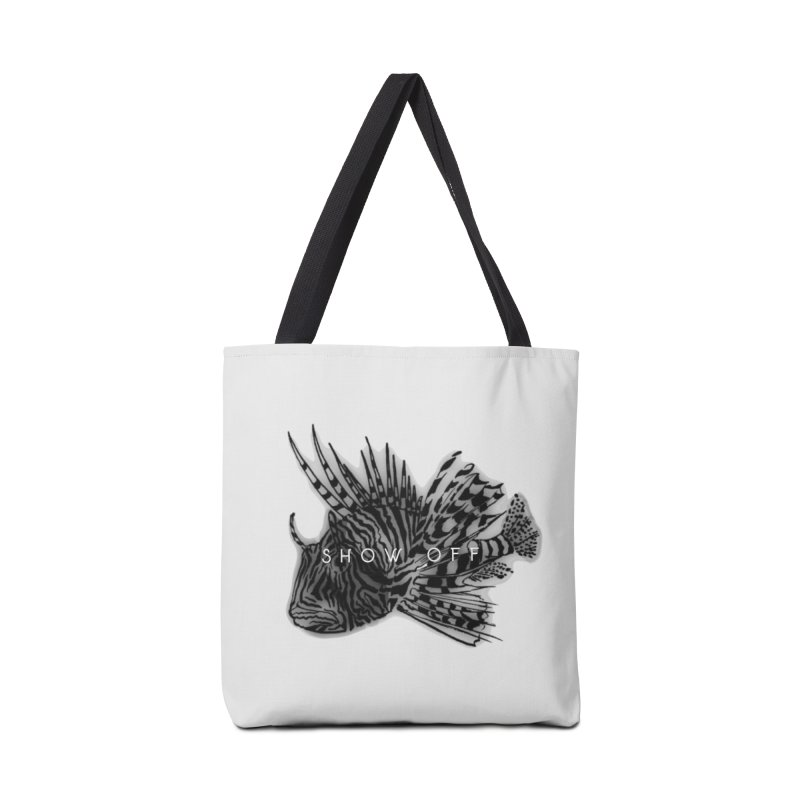 lion stripes Accessories Tote Bag Bag by joe's shop