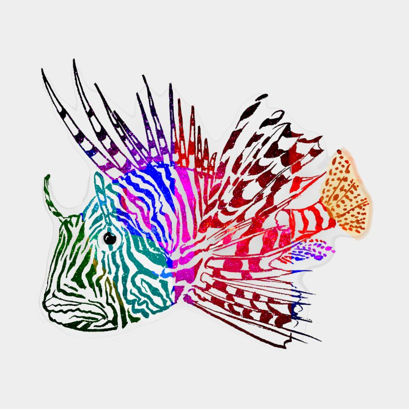 spaced lionfish by joe's shop