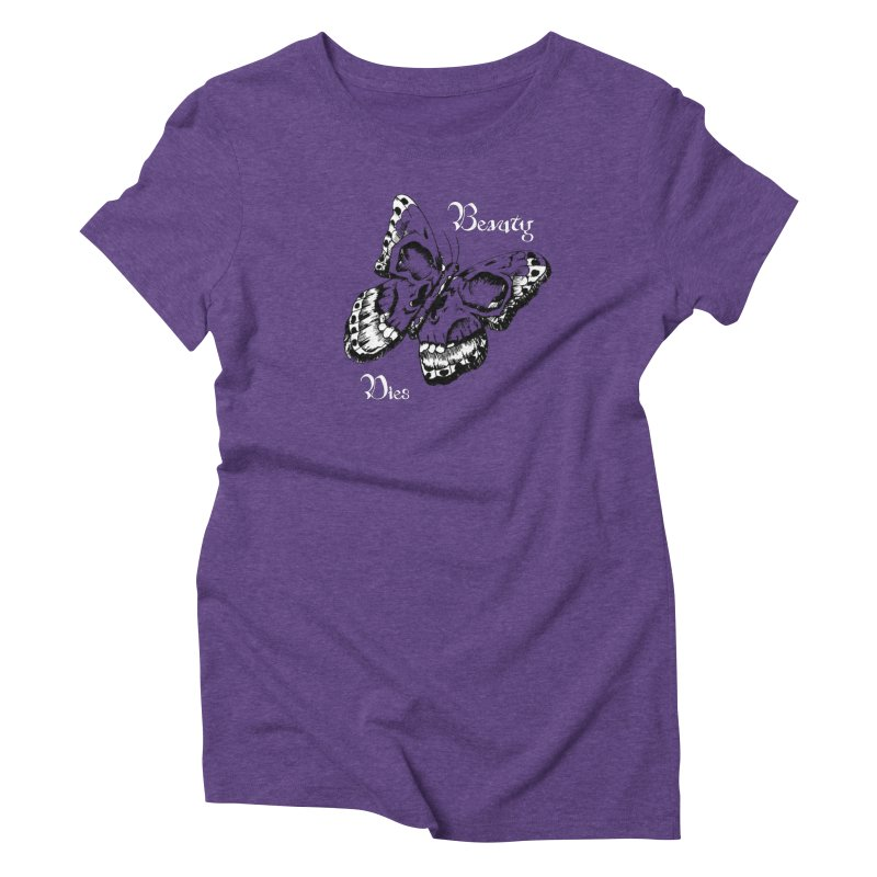 Disguise Women's Triblend T-Shirt by joe's shop