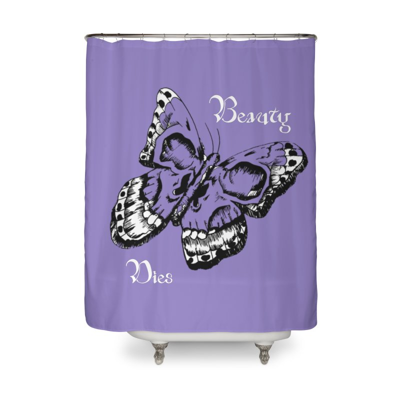 Disguise Home Shower Curtain by joe's shop