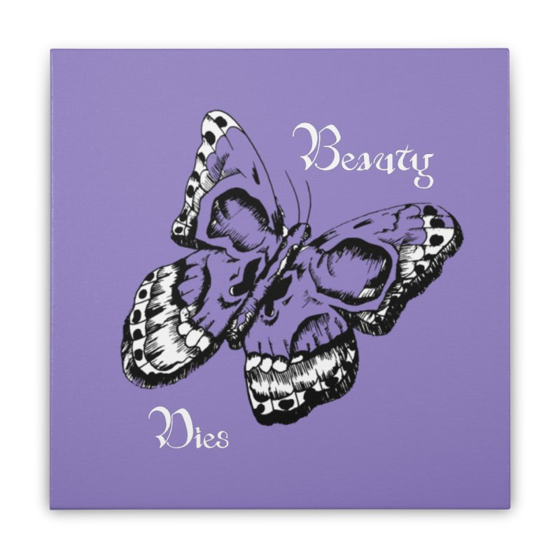 Disguise Home Stretched Canvas by joe's shop