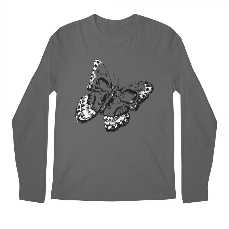 death flutterby Men's Longsleeve T-Shirt by joe's shop