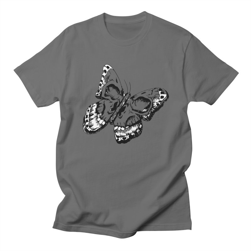 death flutterby Men's T-Shirt by joe's shop