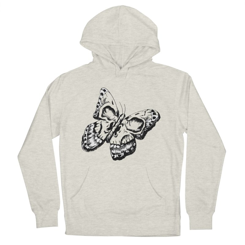 death flutterby Women's Pullover Hoody by joe's shop