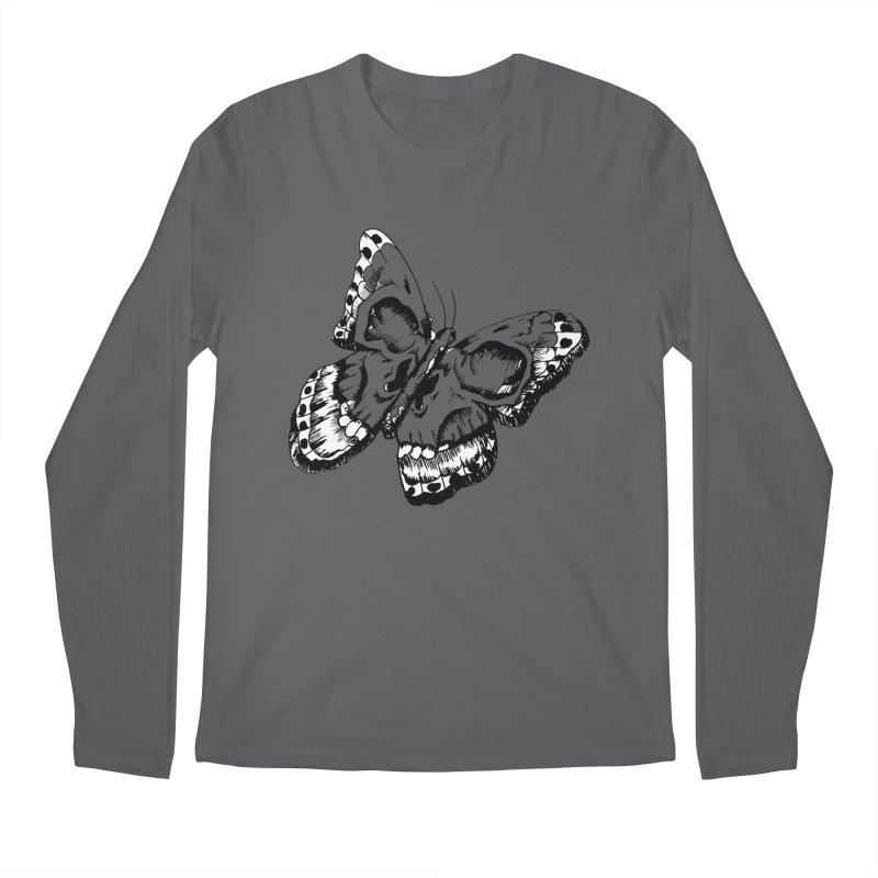 death flutterby Men's Regular Longsleeve T-Shirt by joe's shop