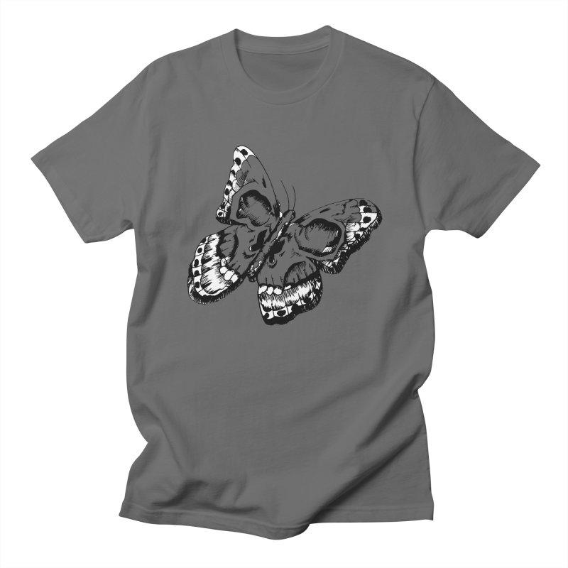 death flutterby Men's Regular T-Shirt by joe's shop