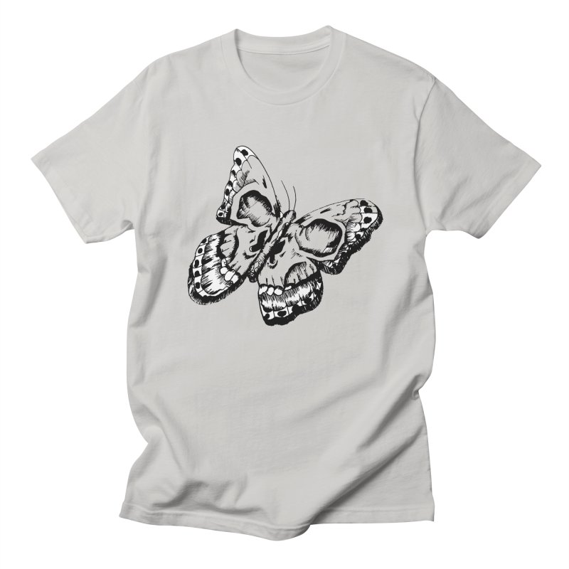 death flutterby Women's Regular Unisex T-Shirt by joe's shop
