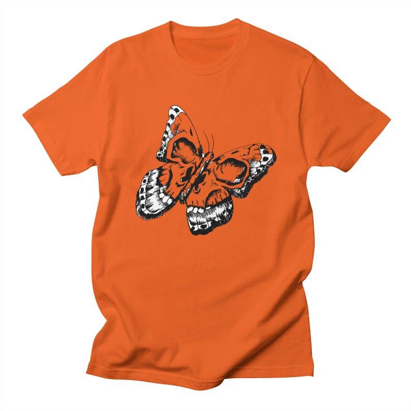 death flutterby Women's Unisex T-Shirt by joe's shop