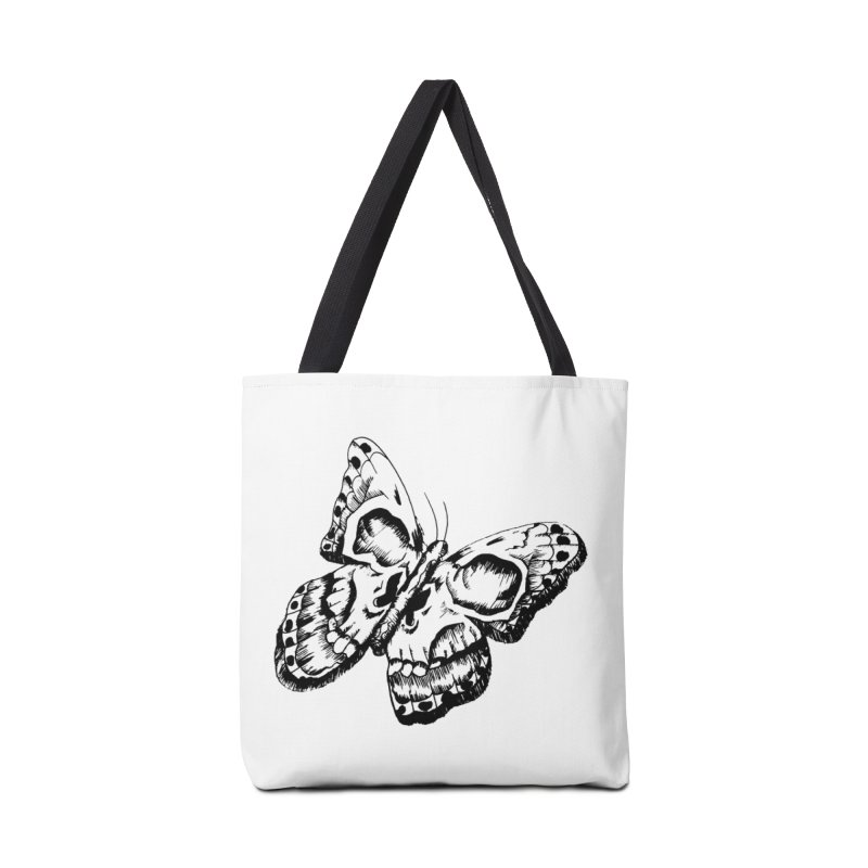 death flutterby Accessories Bag by joe's shop