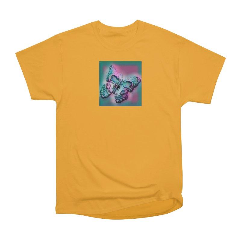 death moth Women's Heavyweight Unisex T-Shirt by joe's shop