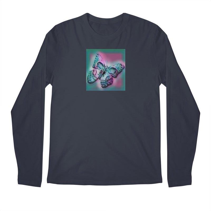 death moth Men's Regular Longsleeve T-Shirt by joe's shop