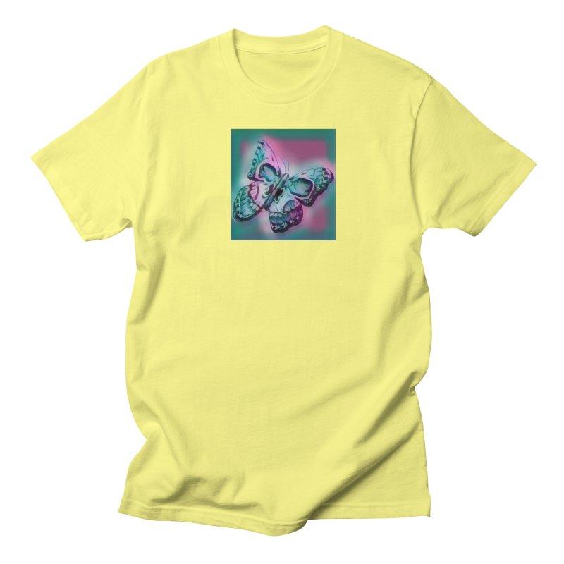 death moth Men's Regular T-Shirt by joe's shop