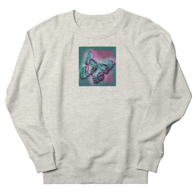 death moth Women's Sweatshirt by joe's shop