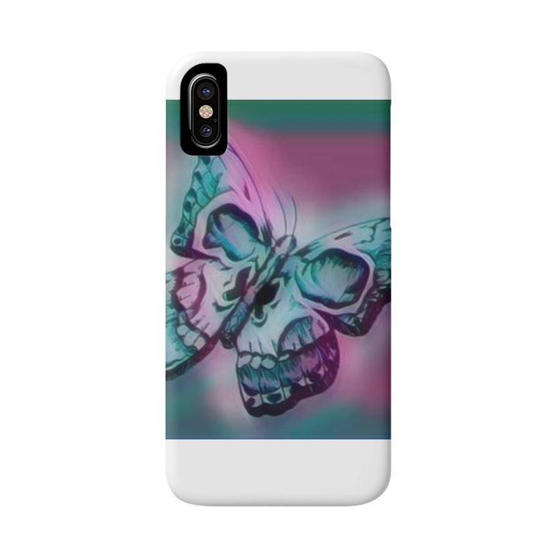 death moth Accessories Phone Case by joe's shop