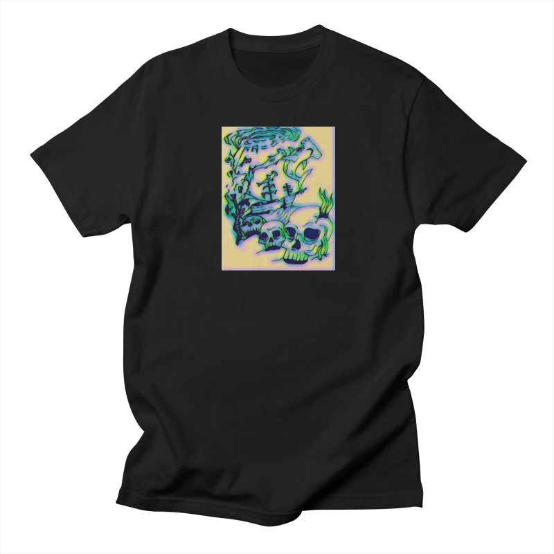 under toe Men's Regular T-Shirt by joe's shop
