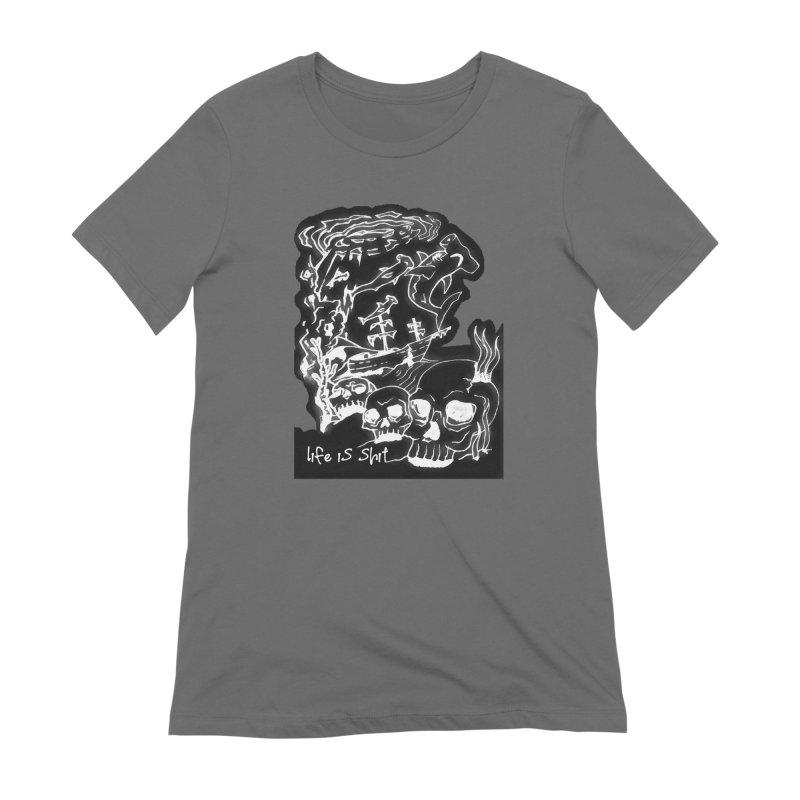 under toe Women's T-Shirt by joe's shop