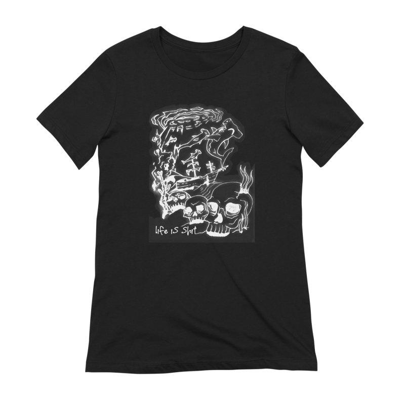 under toe Women's Extra Soft T-Shirt by joe's shop