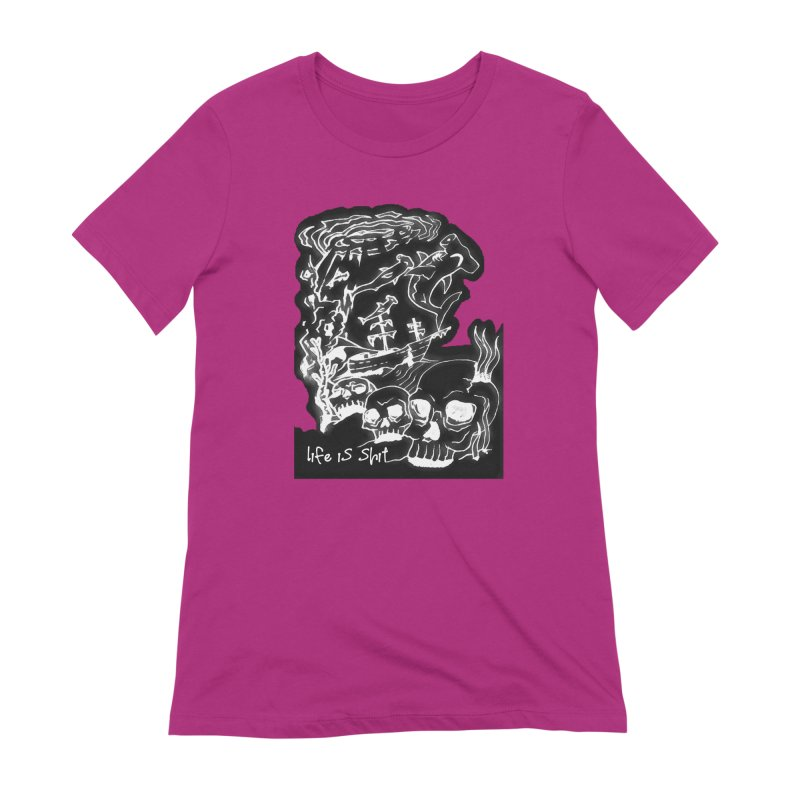 under toe Women's Extra Soft T-Shirt by joe's shop
