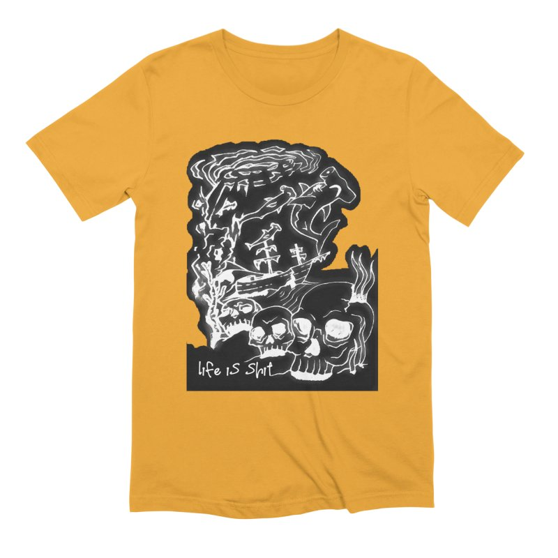 under toe Men's Extra Soft T-Shirt by joe's shop