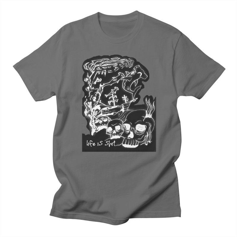 under toe Men's T-Shirt by joe's shop