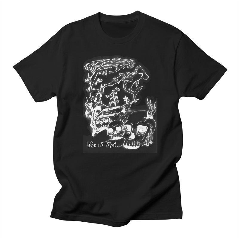 under toe Women's Regular Unisex T-Shirt by joe's shop