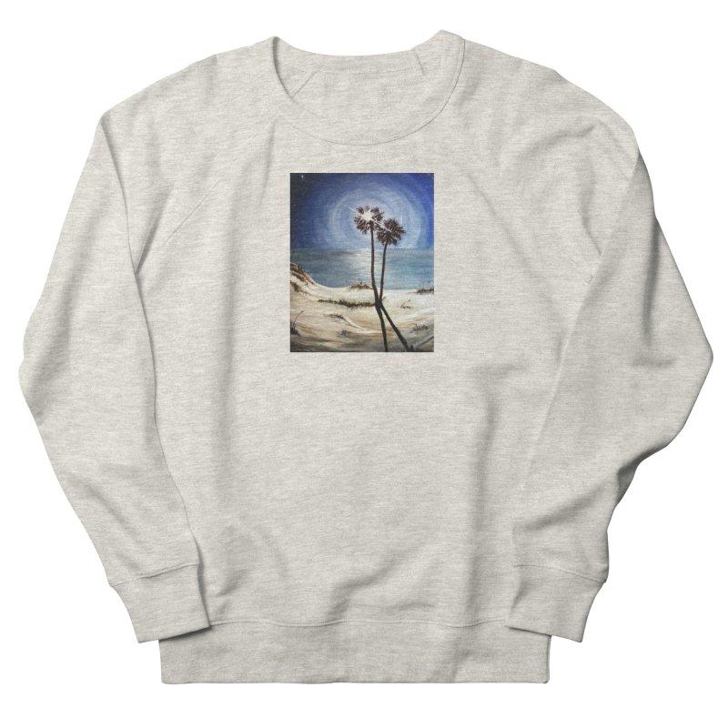 two trees in the moonlight Women's Sweatshirt by joe's shop