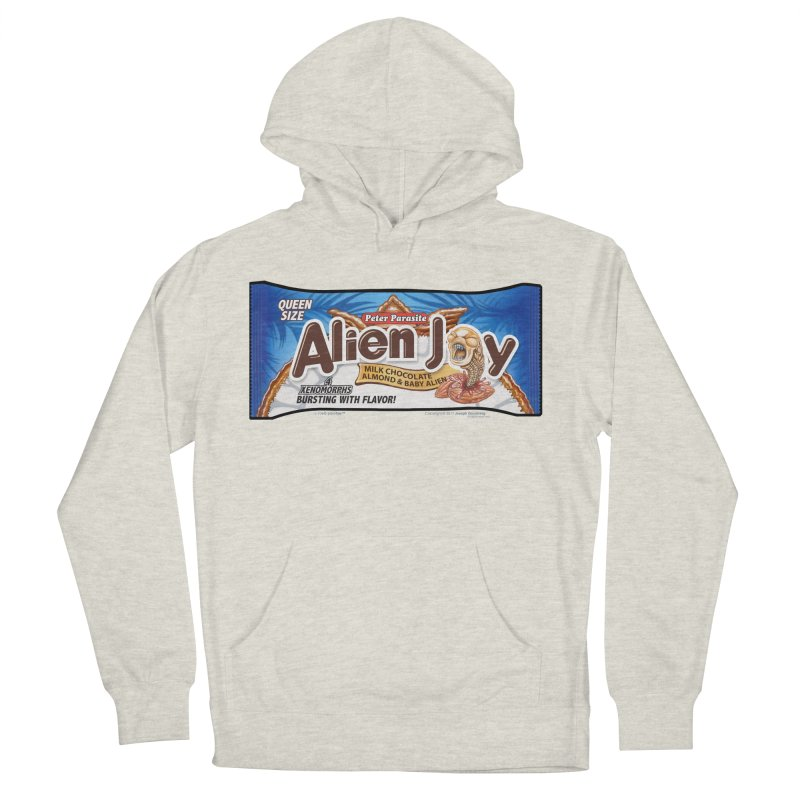 ALIEN JOY Candy Bar - Bursting with Flavor! Women's Pullover Hoody by joegparotee's Artist Shop