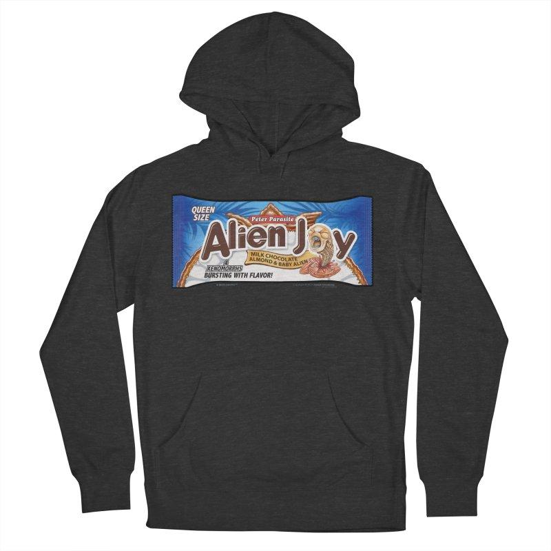 ALIEN JOY Candy Bar - Bursting with Flavor! Men's Pullover Hoody by joegparotee's Artist Shop