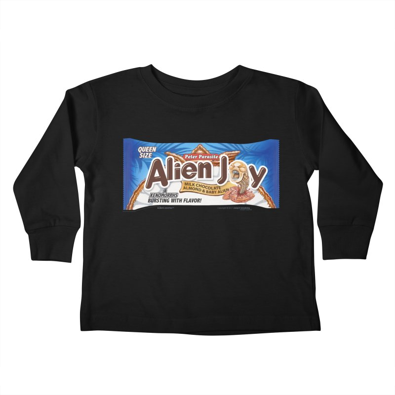 ALIEN JOY Candy Bar - Bursting with Flavor! Kids  by joegparotee's Artist Shop