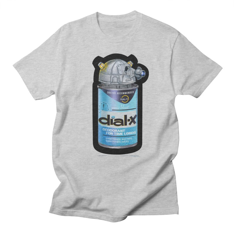 Dial-X Deodorant for Time Lords Women's  by joegparotee's Artist Shop