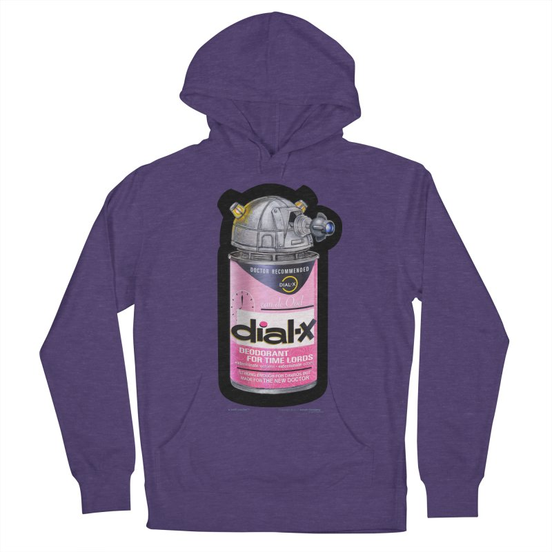 Dial-X for the New Doctor Women's Pullover Hoody by joegparotee's Artist Shop
